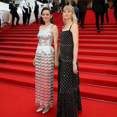 Tinute purtate la deschiderea Festivalului de la Cannes 2021